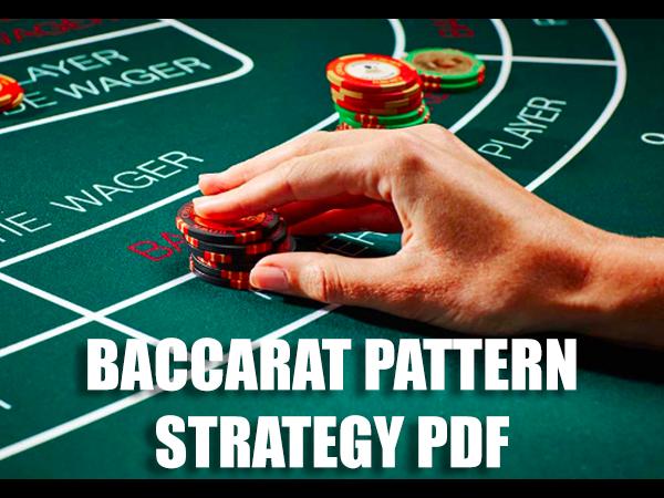 Baccarat System Pdf